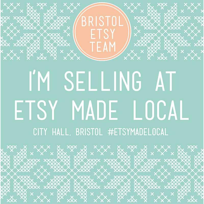 Bristol Etsy Made Local Market 2018