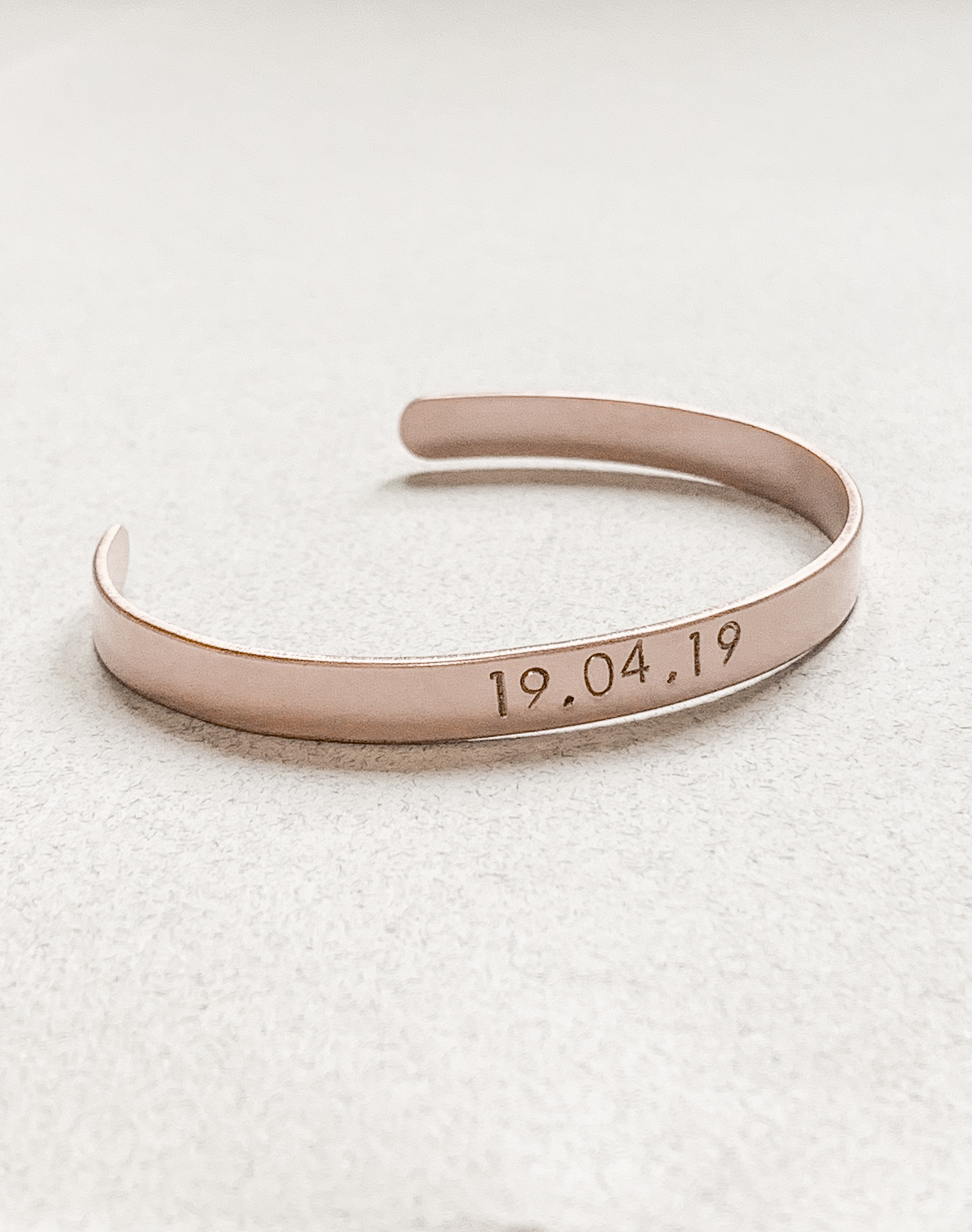 Make your own - hand stamped jewellery workshops in Bristol