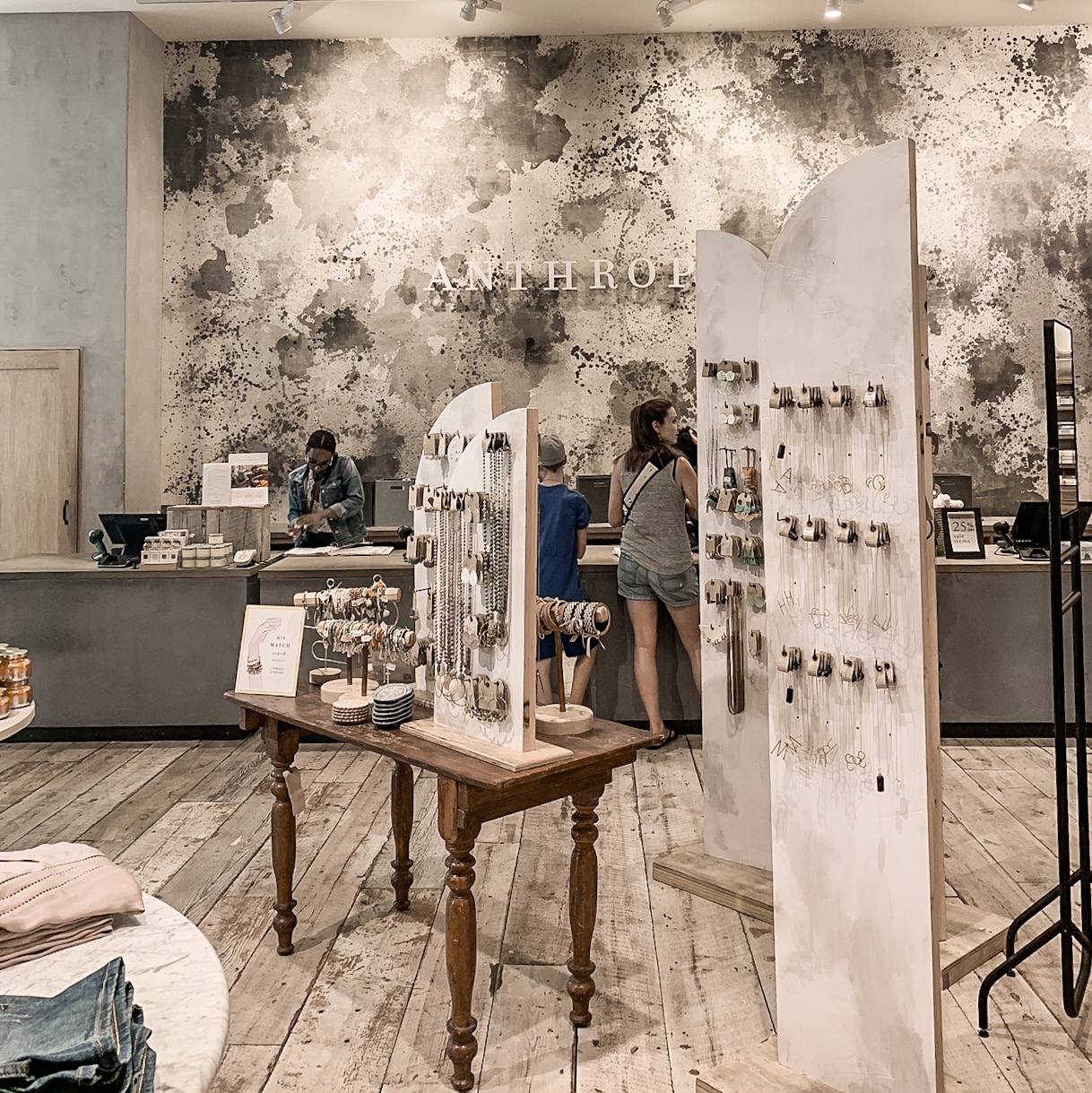 Anthropologie  is my favourite shop, each store has its own unique style but is still distinctly part of the brand