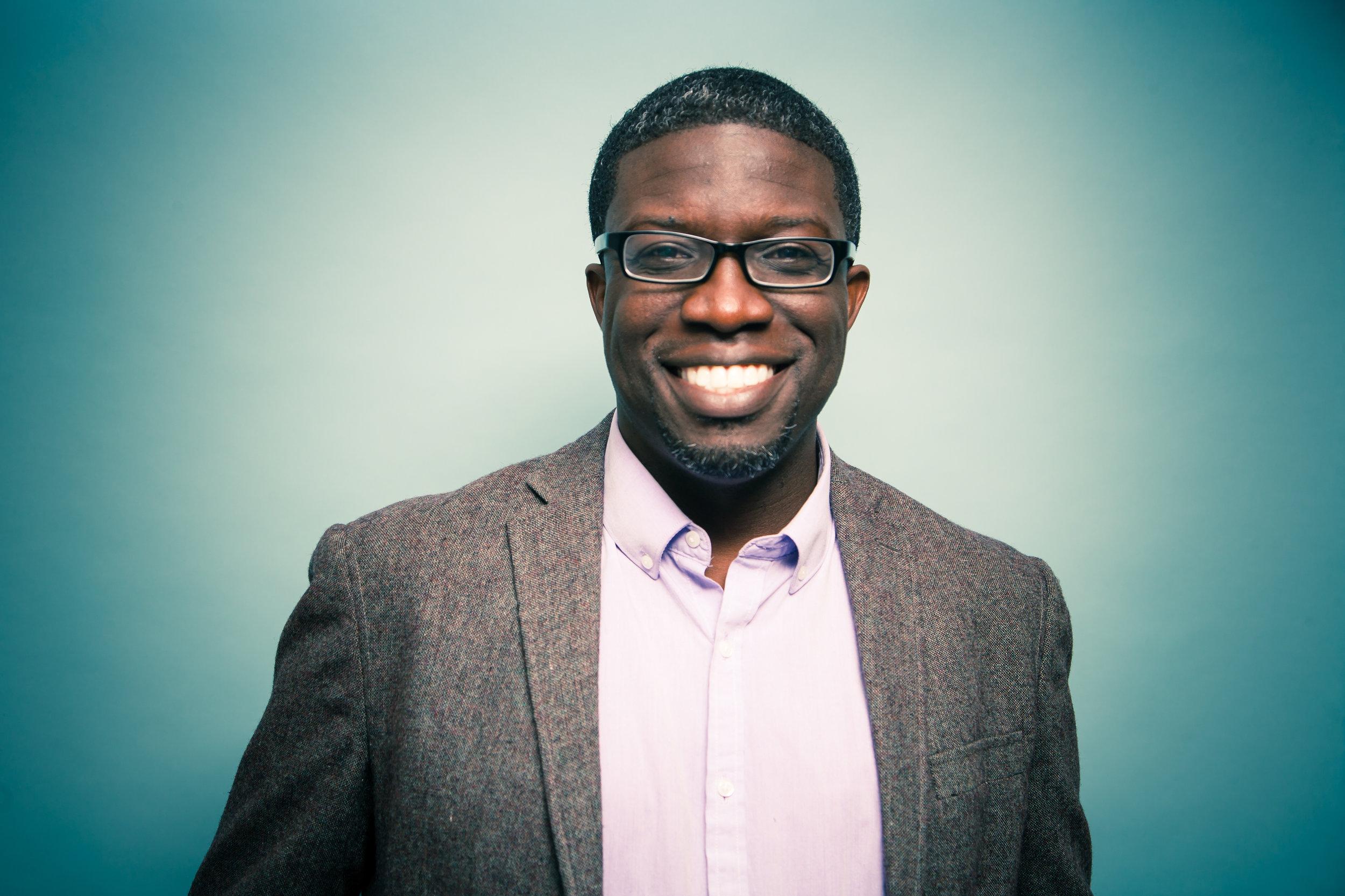 Who is CJ? - Speaker/Author