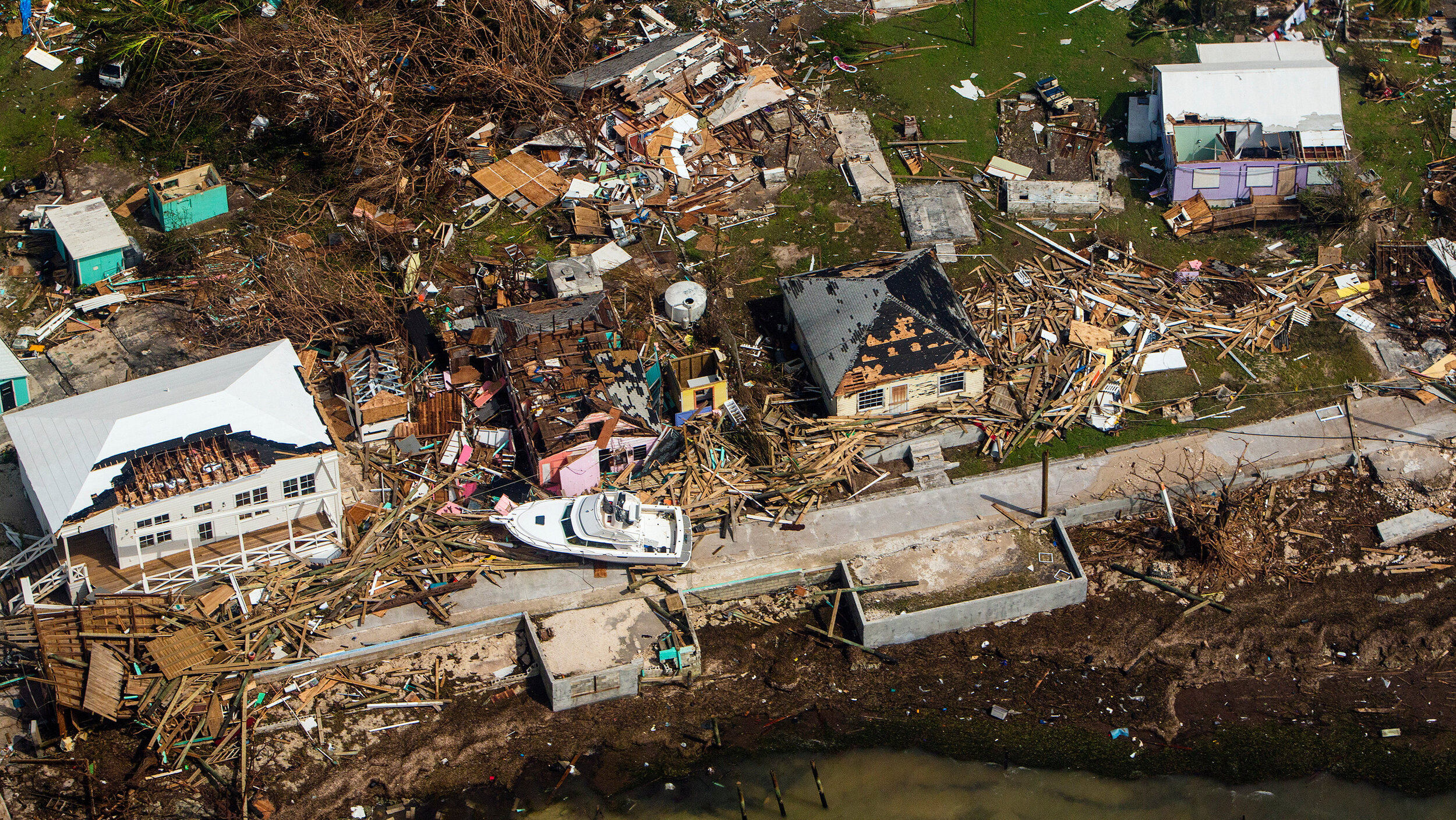 Hurricane Dorian - Donate to ADRA International relief efforts