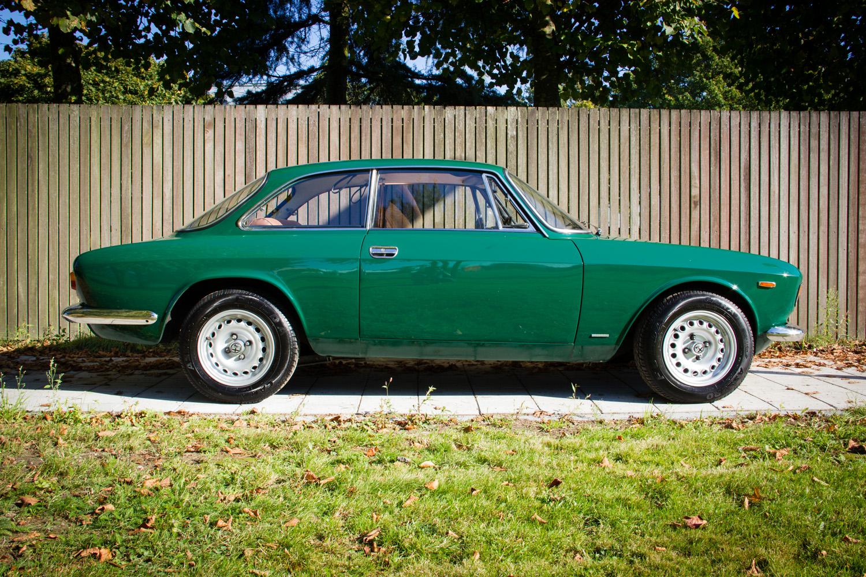 Alfa Romeo Gt Junior 1300 Oldtimerland