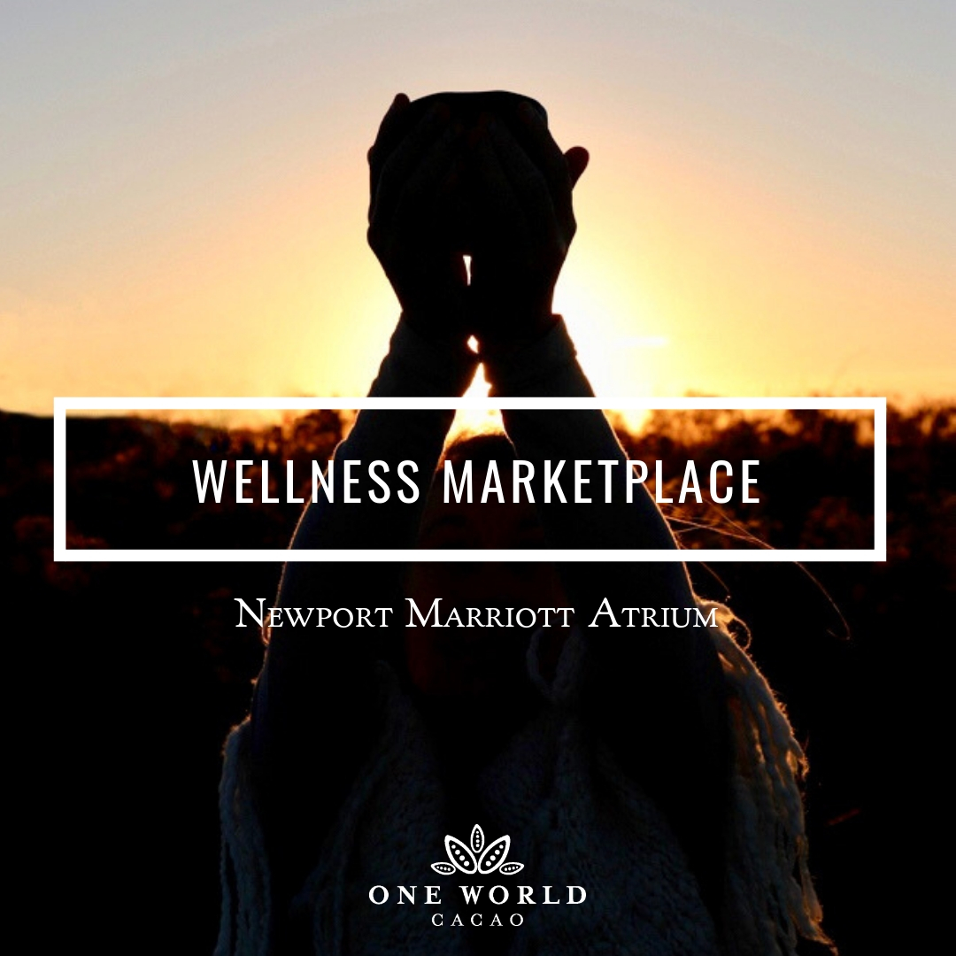Wellness Marketplace on January 20 from 10am-3pm in the Newport Marriott Atrium