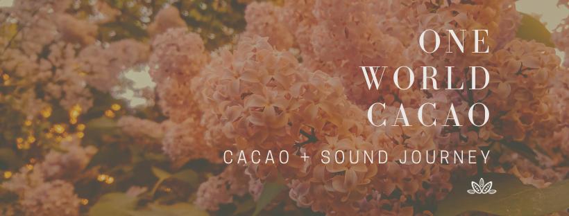 Sacred Sound + Cacao Journey: Kimber-Lee Jacobson + Nola Ganem $45.00