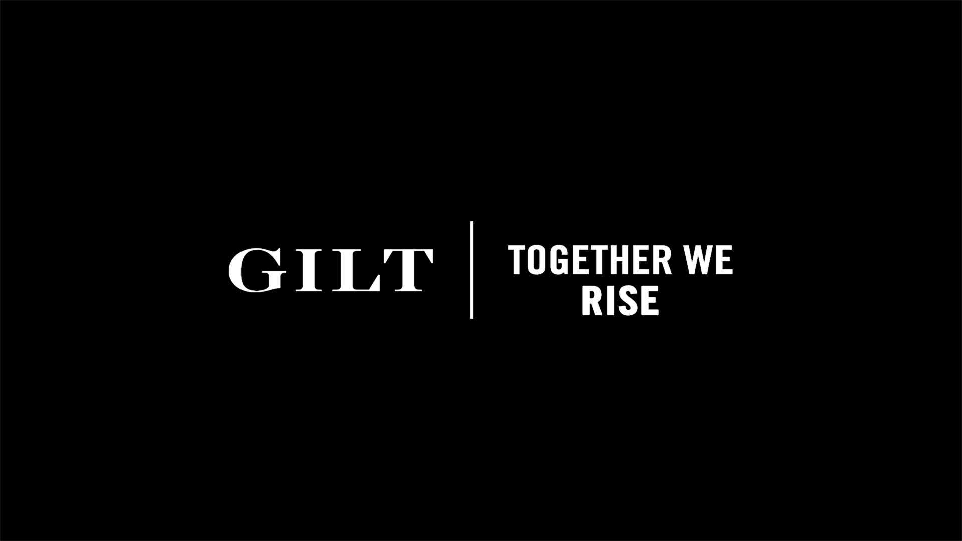 GILT x Together We Rise