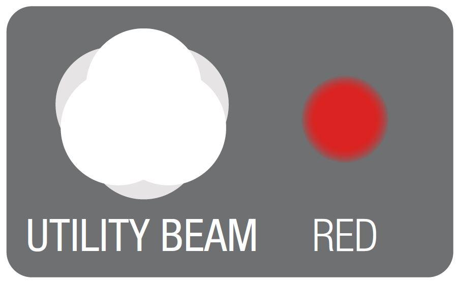 100010997_5_COAST HL4 pandelygte med rødt & hvidt lys (144 lumen) - i blisterpakning.JPG