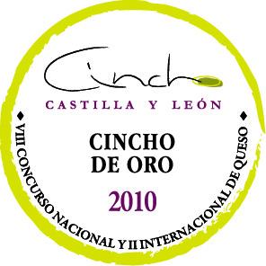 CINCHO DE ORO AL QUESO SEMICURADO, PREMIOS CINCHO 2010