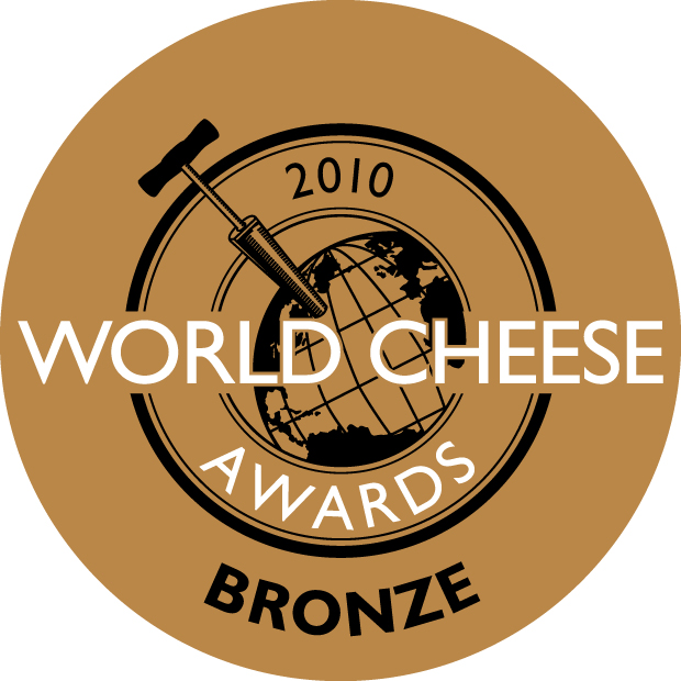 WORLD CHEESE AWARDS MEDALLA DE BRONCE 2010