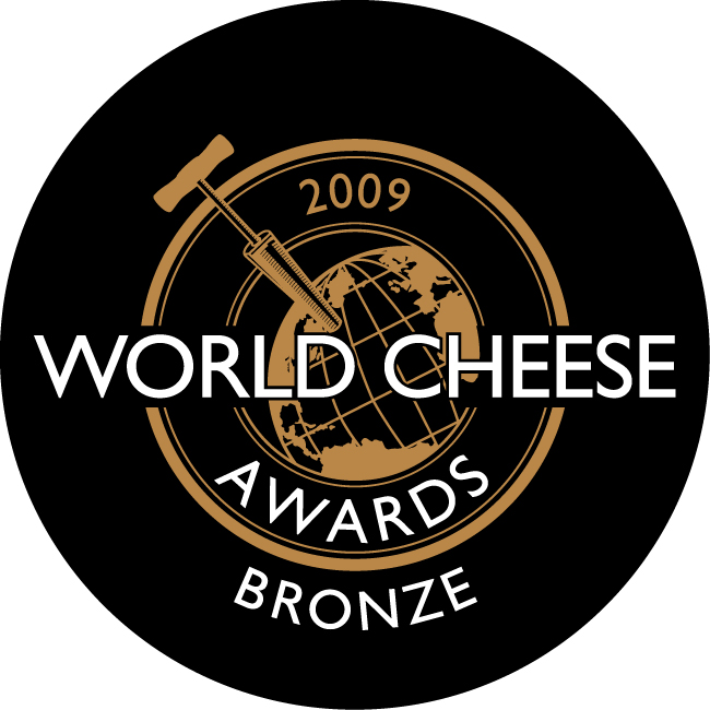 WORLD CHEESE AWARDS MEDALLA DE BRONCE 2009