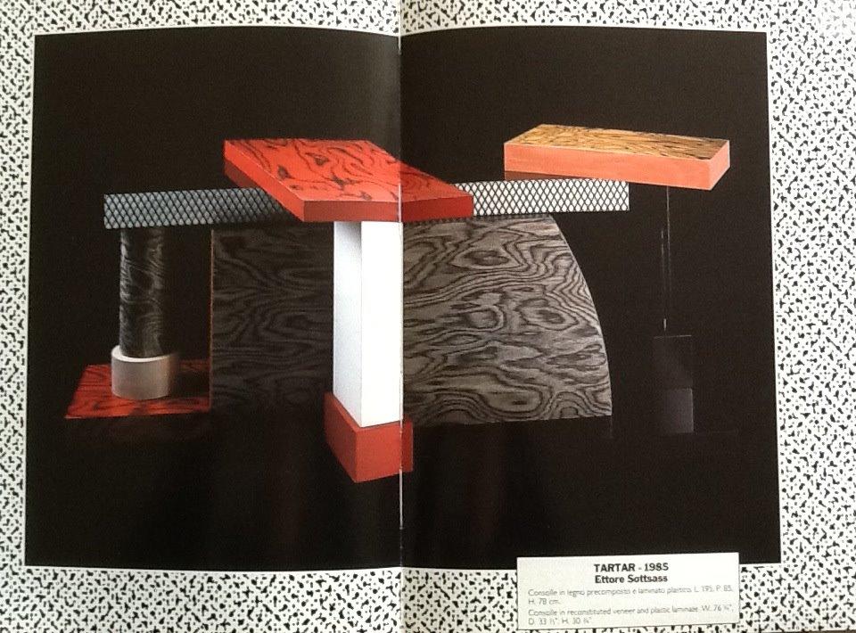 Memphis Catalogue 1985