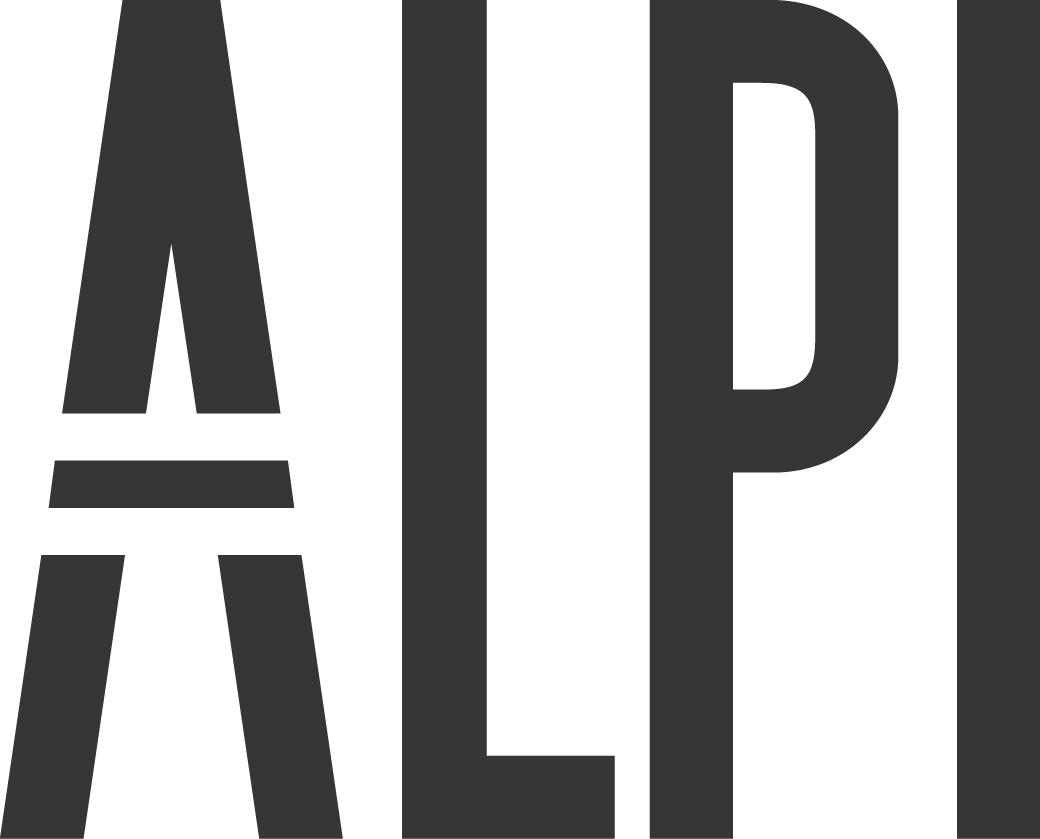 Логотип ALPI, основной