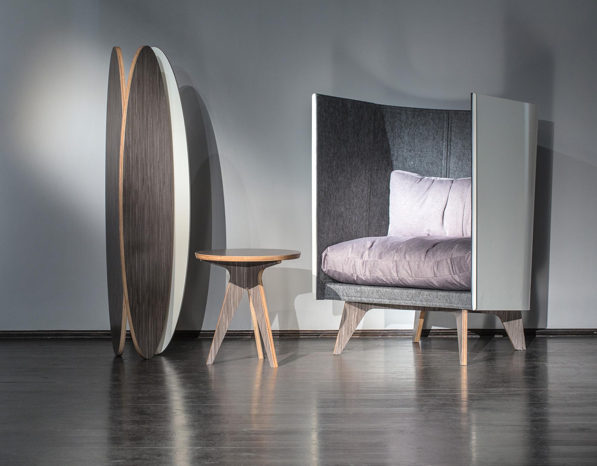 Шпон 11.11 в мебели от ODESD2