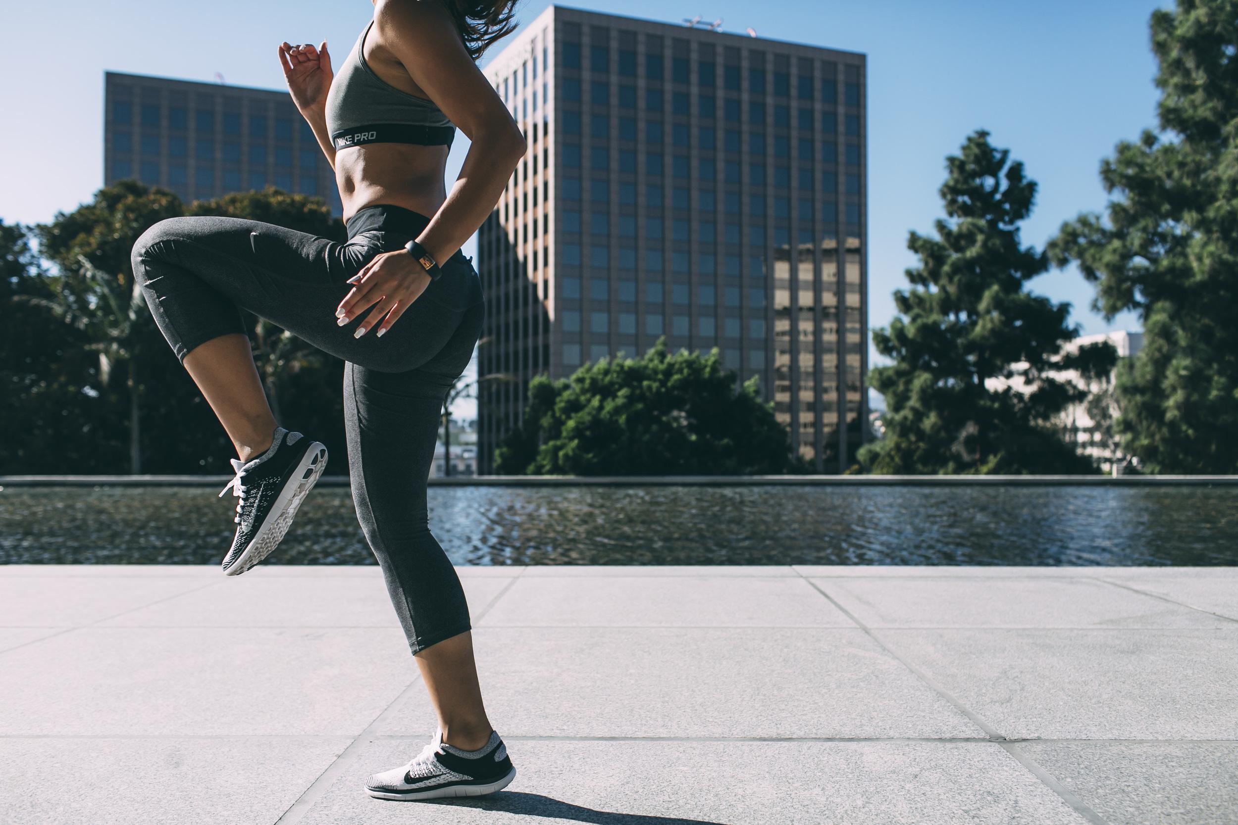 Women's Nike Free Flyknit 4.0 Running Shoes