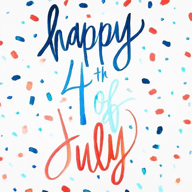There's still time to get caffeinated for tonight! We are open until 4pm today! Happy 4th of July! Have a safe and fun holiday! ☕️🇺🇸❤️💙🍔🌭🍉🧨🎆