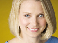MARISSA MAYER  Chief Executive Officer, Yahoo!