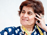 PINKY LILANI, OBE  CEO & Founder, Women of the Future Awards; Creator, Spice Magic