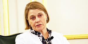 Mary Graham Davis  Chair, Board of Trustees, Mount Holyoke College; Partner, Davis Bateson Group