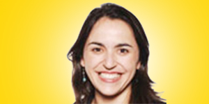 Sonia Medina  Investment Director, Climate Change, The Children's Investment Fund Foundation (UK);  Young Global Leader