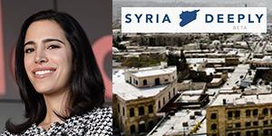 LARA SETRAKIAN  Founder & CEO Syria Deeply, News Deeply World Economic Forum  Young Global Leader