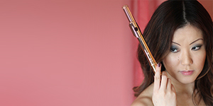 Kaori Fujii  International Award-winning Music Artist (Classical Music, Flute) ;    Young Global Leader