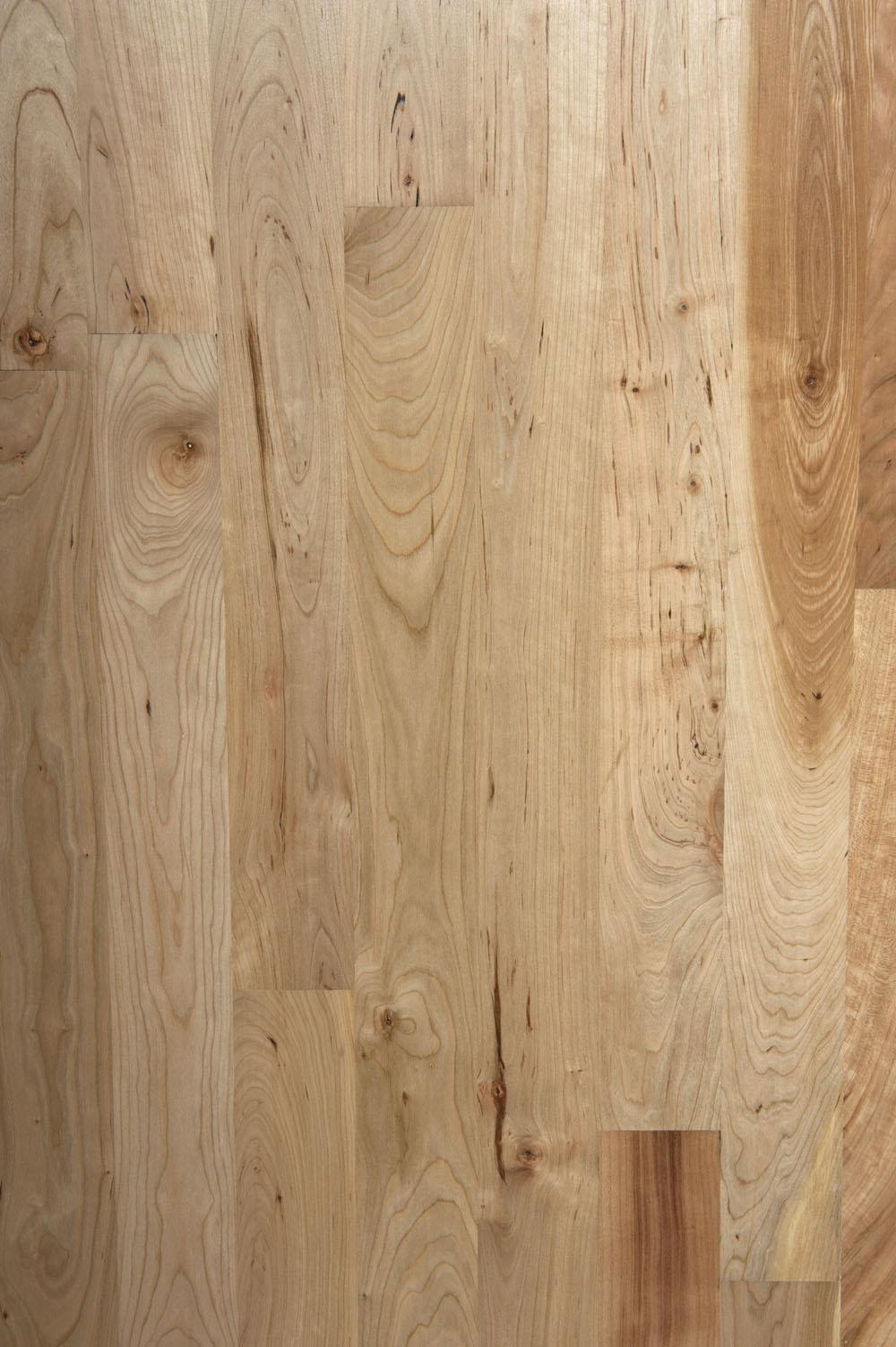 Unfinished American Cherry Boardwalk Hardwood Floors