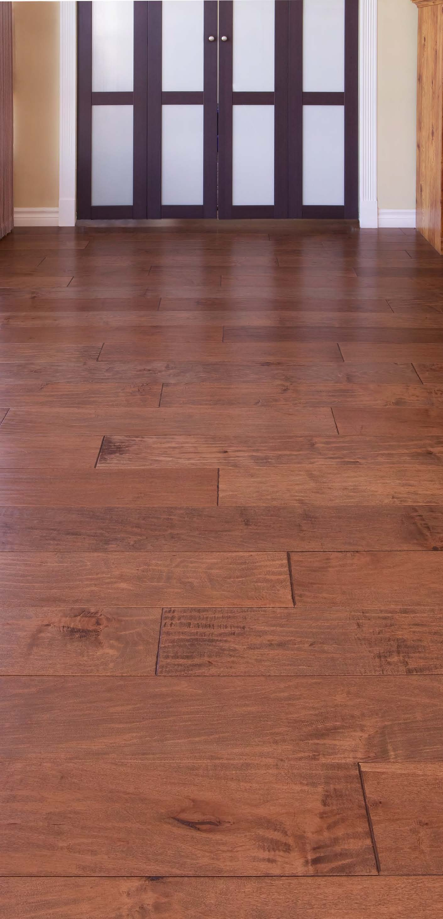 What Is Hand Scraped Flooring Boardwalk Hardwood Floors