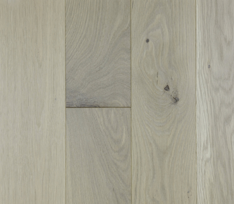White Oak Boardwalk Hardwood Floors
