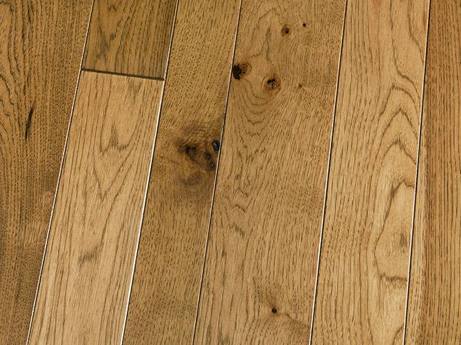 Timber Ridge Hickory Boardwalk, Swiftlock Chelsea Oak Laminate Flooring
