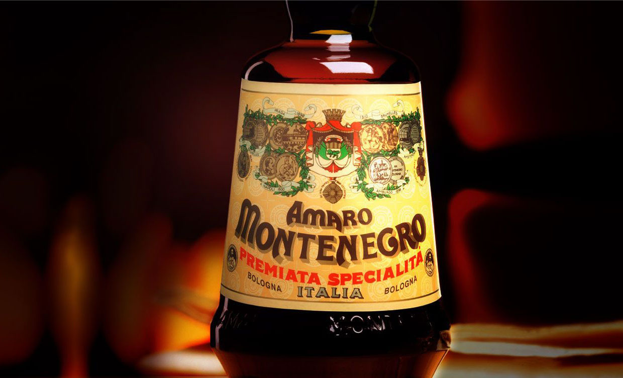 Mmmm... a sip of amaro a day will keep the doctor away