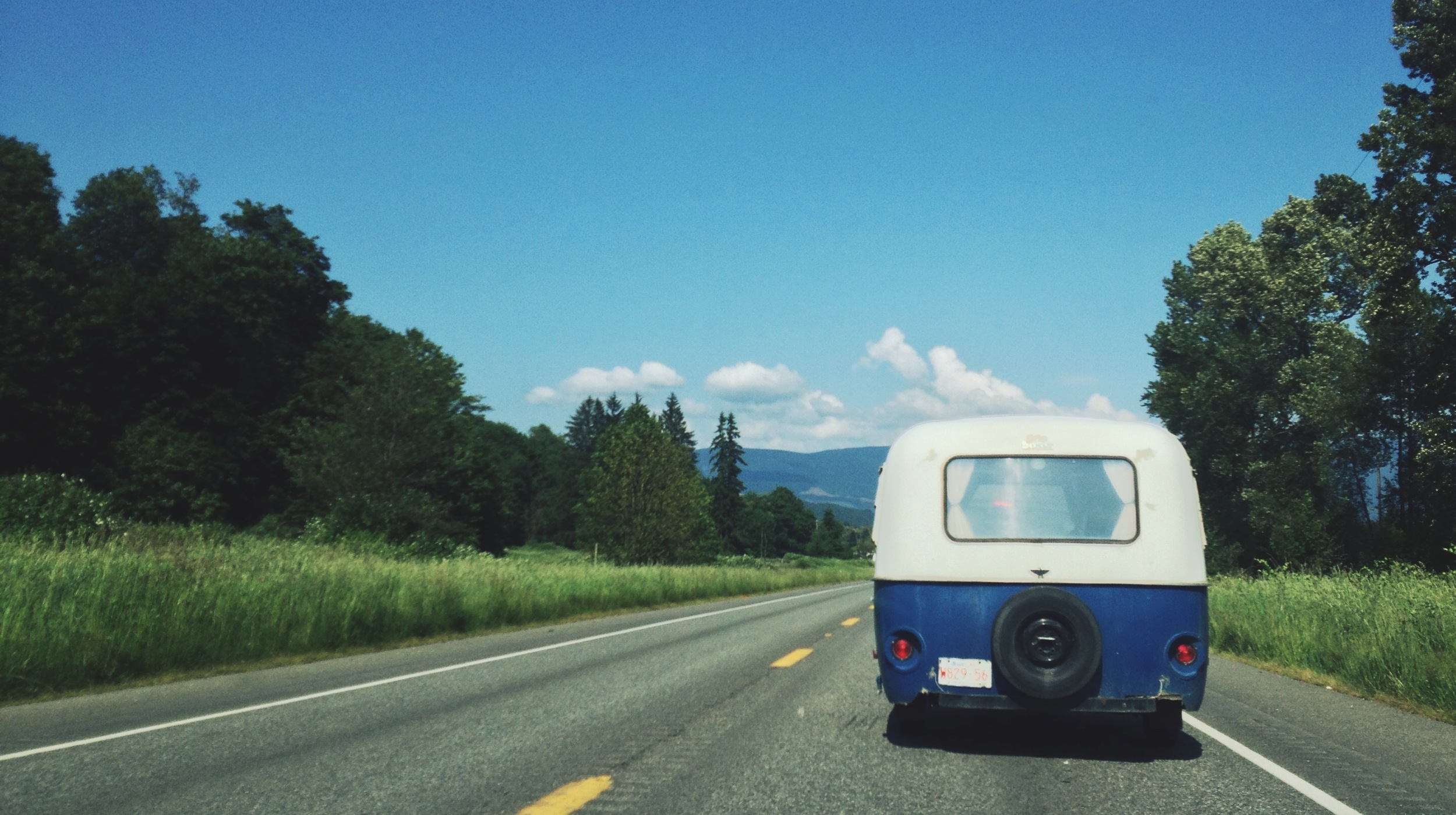 Grand Coulee Road Trip