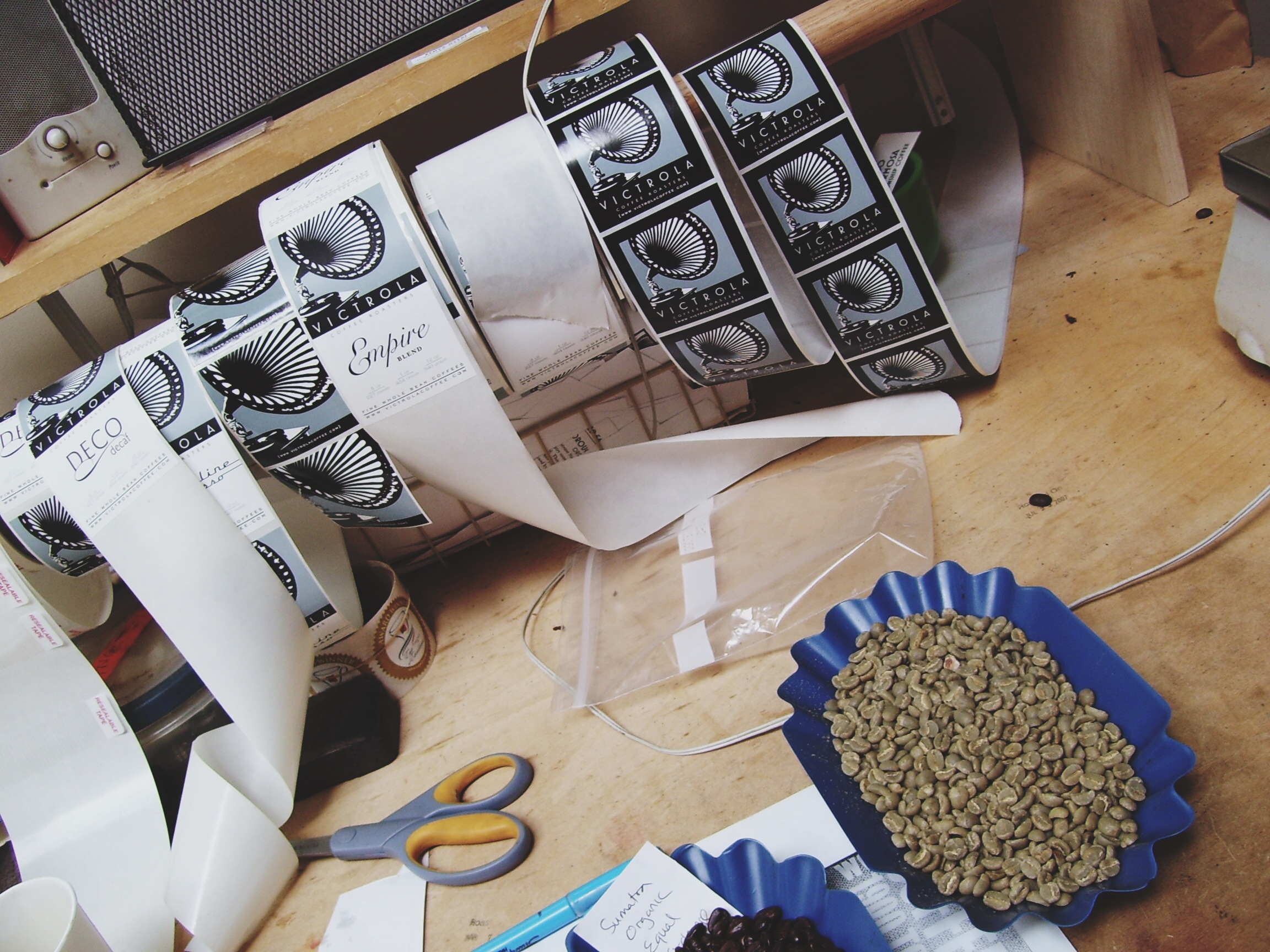 To learn more about this event and coffee cupping, see the event report  here .