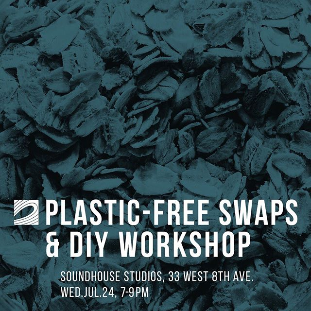 Less than one week until we get to celebrate Plastic Free July! ••••••••••••••••••••••••••••••••••••• Join us for a special workshop as we head into #plasticfreejuly this year.  It's all about getting hands on and having a swap-it-out mindset when it comes to going plastic-free. It may sound like a daunting task, but it's all about your mindset, and getting together with Surfrider to explore how this can be done. Come out to our Plastic-Free Swaps and DIY Workshop lead by Wellness Coach Regan Courtney. Whether you're a zero-waste influencer, or simply looking to learn how to use a little less, everyone is welcome! ••••••••••••••••••••••••••••••••••••••• Click the link in the bio for more info.  #plasticfreejuly #riseaboveplastics #zerowaste #diy #surfridervan