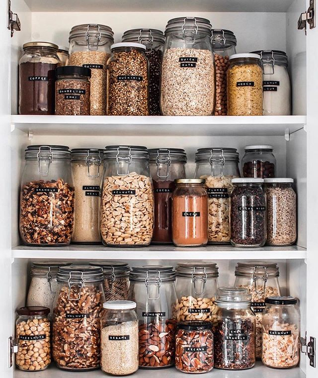 "#pantrygoals 😍  Wishing your pantry could be this pretty and plastic-free? In just TWO WEEKS join us for our Plastic Free Swaps and DIY Workshop and get a head start on your zero-waste lifestyle. •WHAT: DIY zero-waste workshops with Vancouver-based Wellness Coach Regan Courtney including ""Getting Granular with Granola"" and ""DIY Sugar Body Scrubs!"" •WHEN: July 24th, 7-9pm •WHERE: Sound House Studios •TICKETS: stay tuned for Eventbrite tickets! Hit ""going"" on our Facebook event to be the first to know when tickets are out- link in the bio!  PC:@thrivingonplants #plasticfreejuly #plasticfree #zerowaste #riseaboveplastics #diy #protectwhereyouplay #protectwhatyoulove #surfridervan"