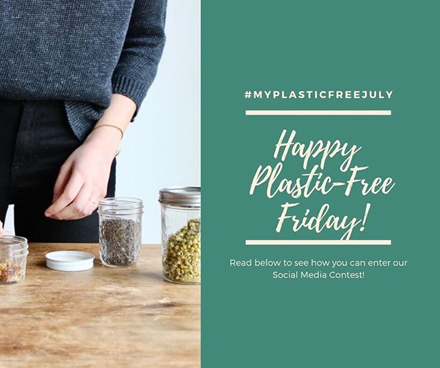 It's #plasticfreefriday!  This Friday is special because we're officially over halfway through Plastic-Free July! . What changes have you made so far this month? What's worked and what hasn't? How can you finish off this month #zerowaste strong? . . 🚨DON'T FORGET🚨 Our social media contest is still on for the rest of the month! Share how you're going plastic-free with #myplasticfreejuly and tag @surfridervan for your chance to be featured on our page at the end of the month!  #plasticfreejuly #plasticfreefridays #zerowaste #riseaboveplastics #protectwhatyoulove #surfridervan