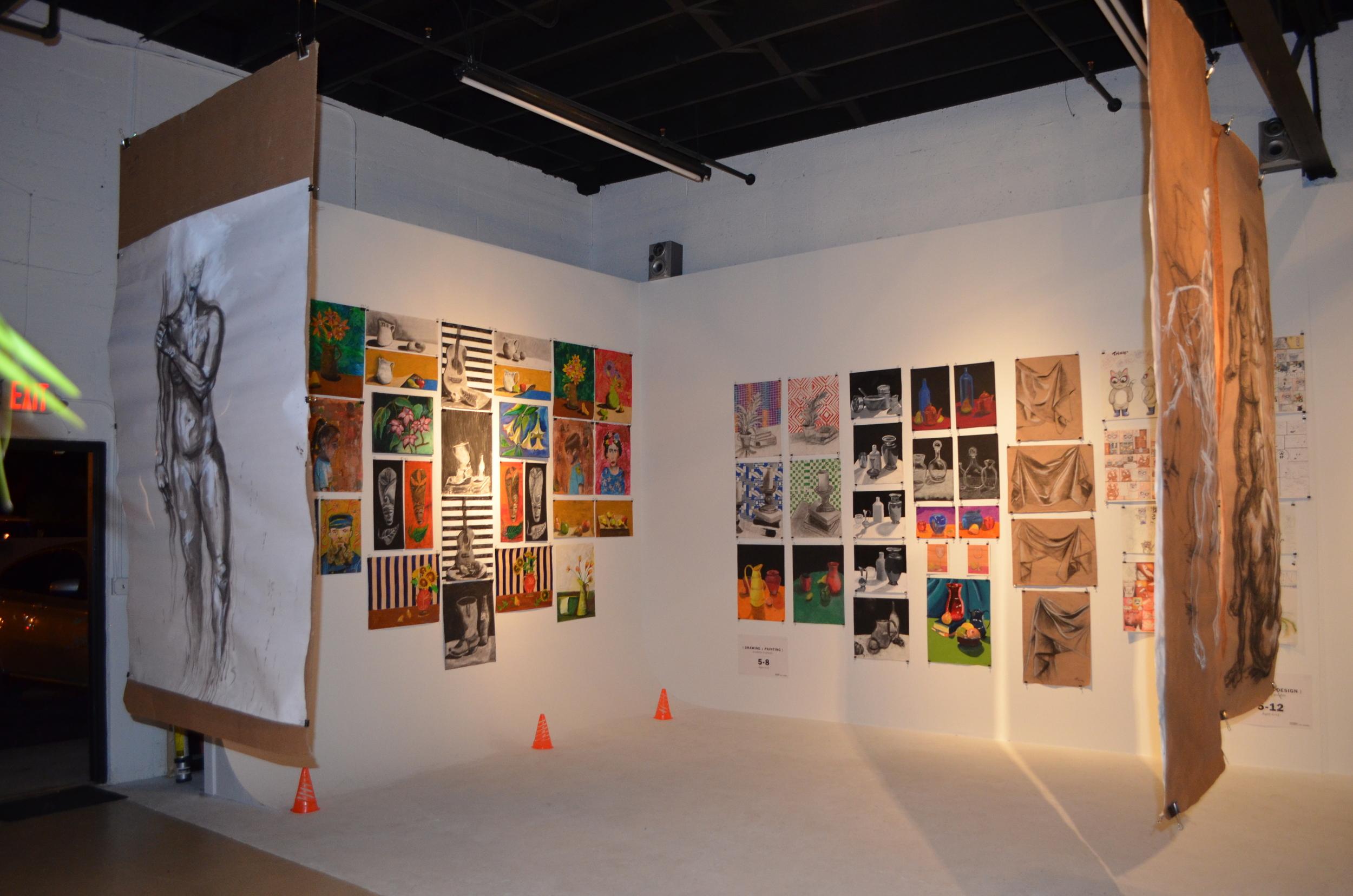 Student Exhibition Grades 1-12