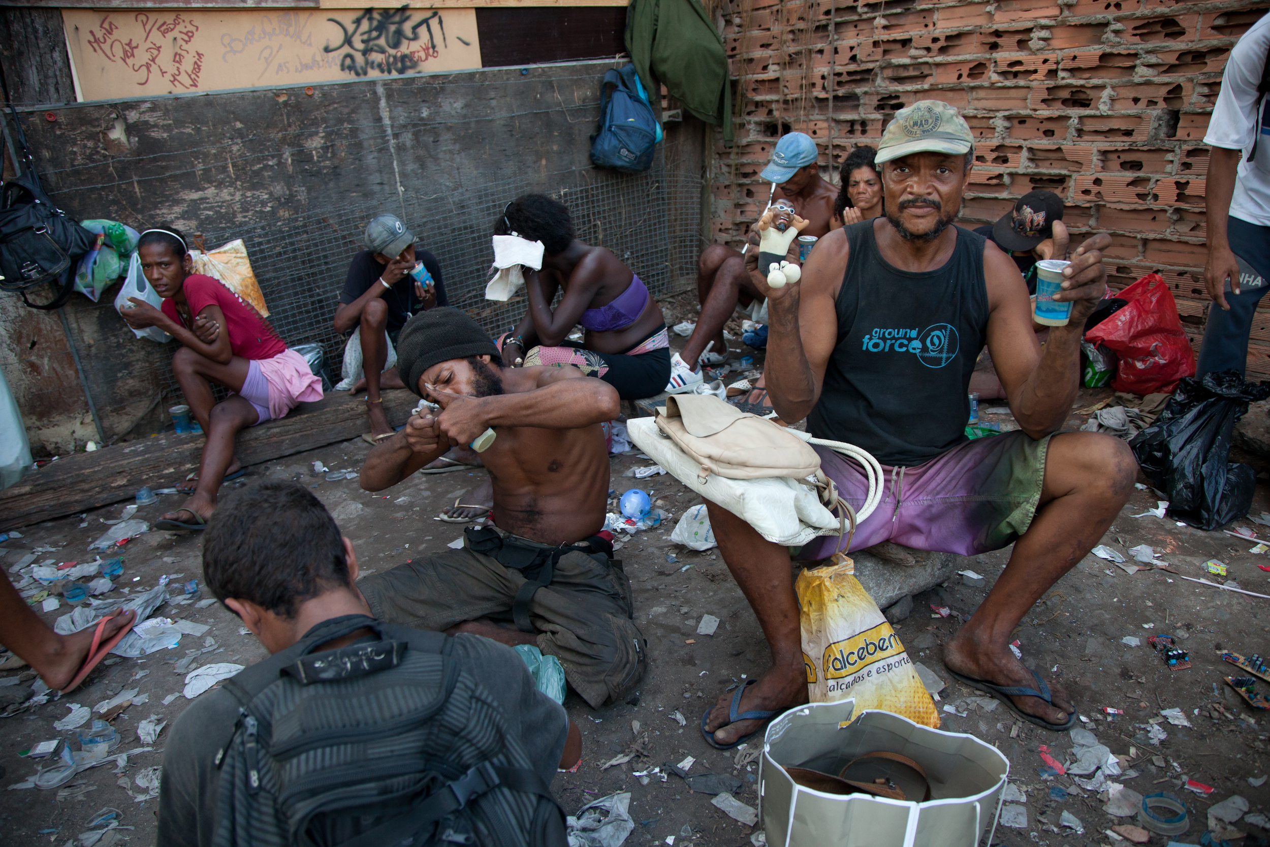 Comunidade de Manguinhos (foto: Bruno Torturra)