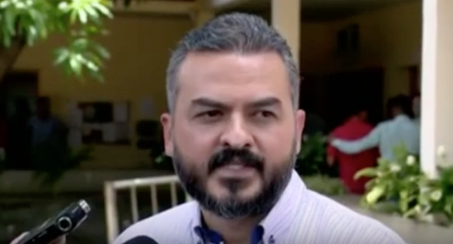 Neto Barros (PCdoB), prefeito de Baixo Guandu, Espírito Santo