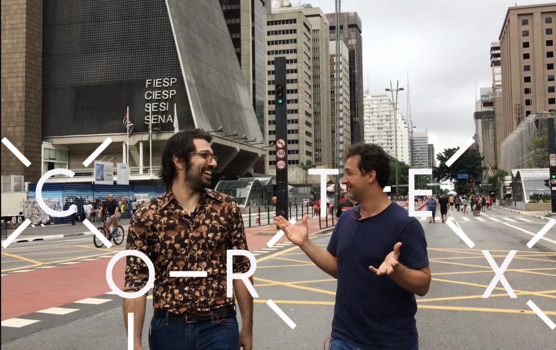 Mapas de rede, trends de rua e a Era do Perfil - uma marcha na Avenida Paulista para discutir a grande timeline da vida política nacional com o maior cartógrafo das redes brasileiras