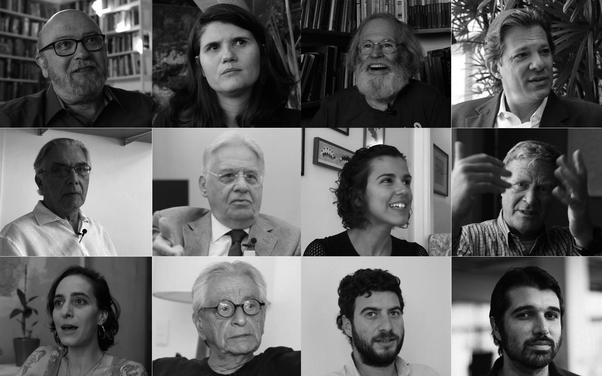 RUAS REBELDES - conversas inspiradas no documentário No Intenso Agora