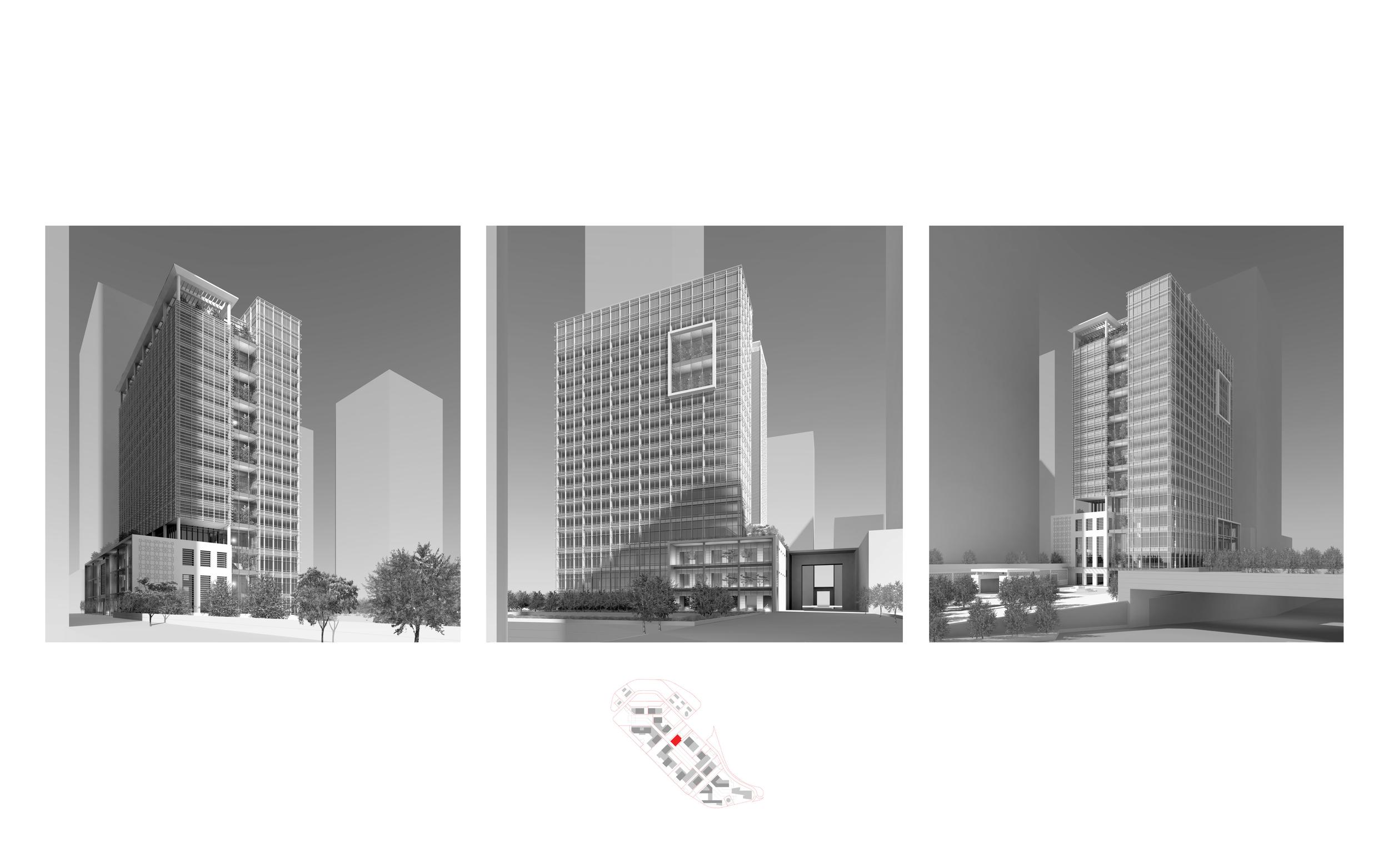 6     DESIGN PRINCIPAL: TODD HALAMKA        ARCHITECT: HOK
