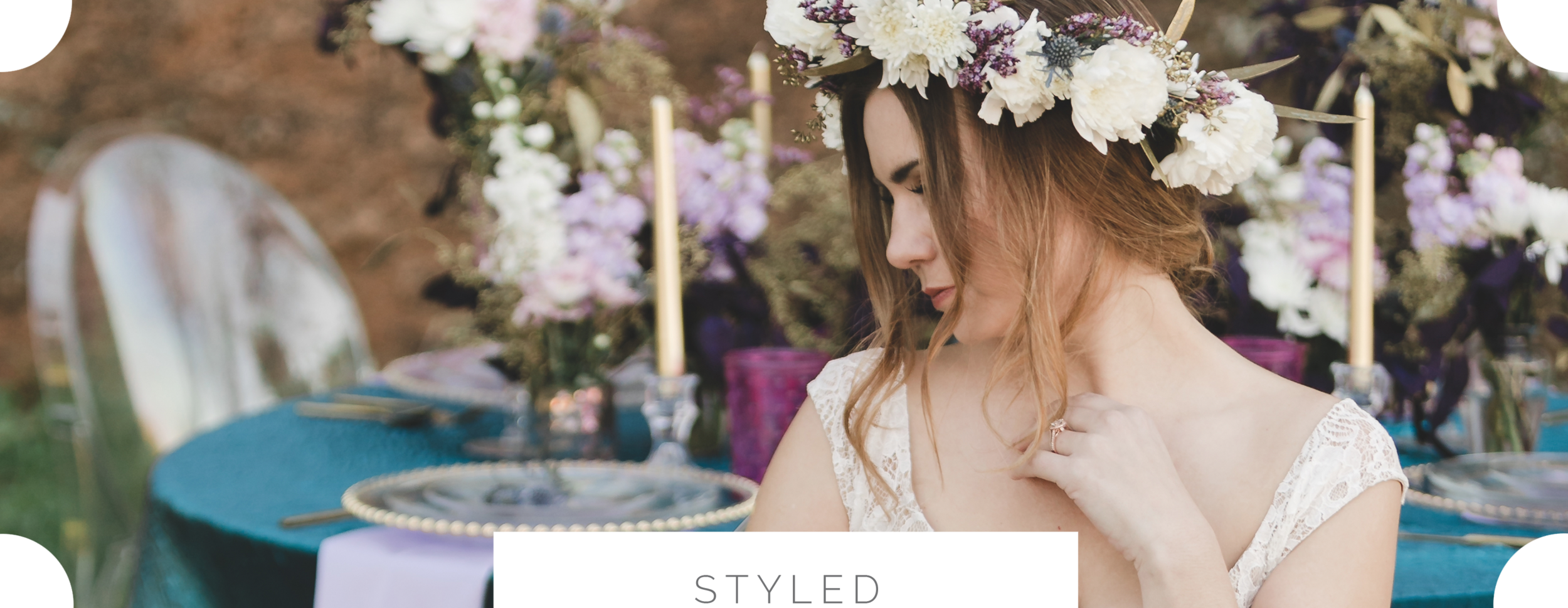 STYLED BRIDALS
