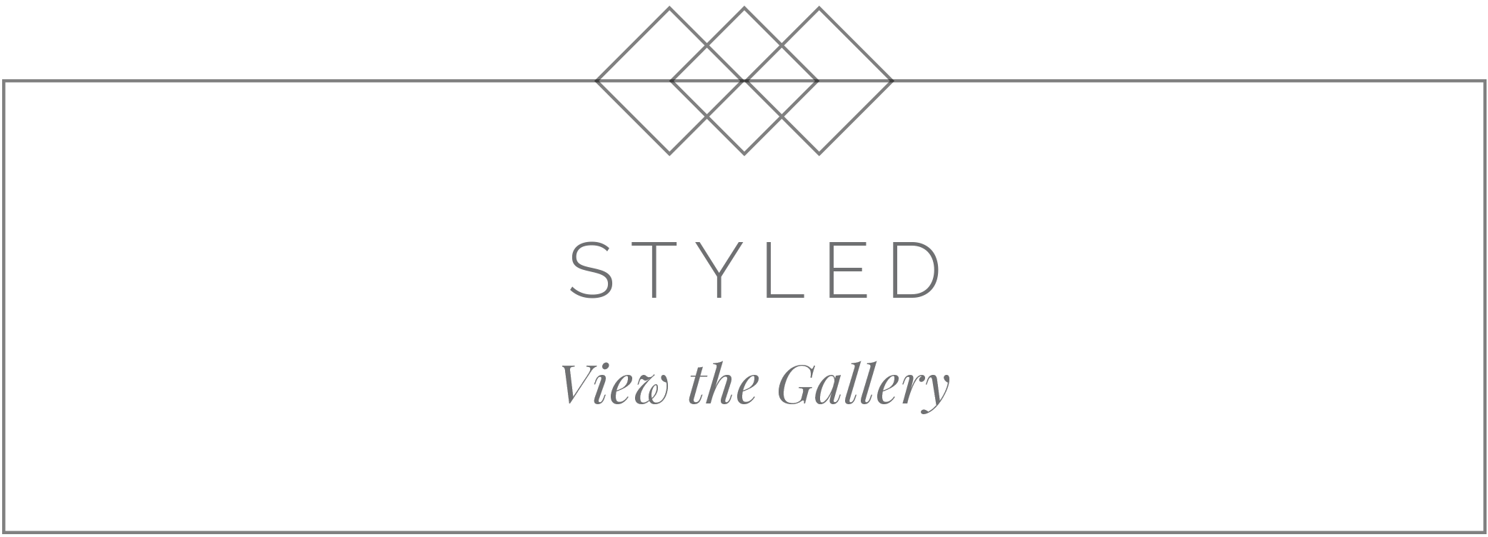 styled gallery button