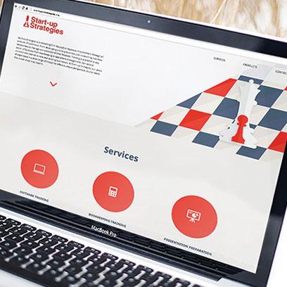 Design de Plume  - Website & Interactive