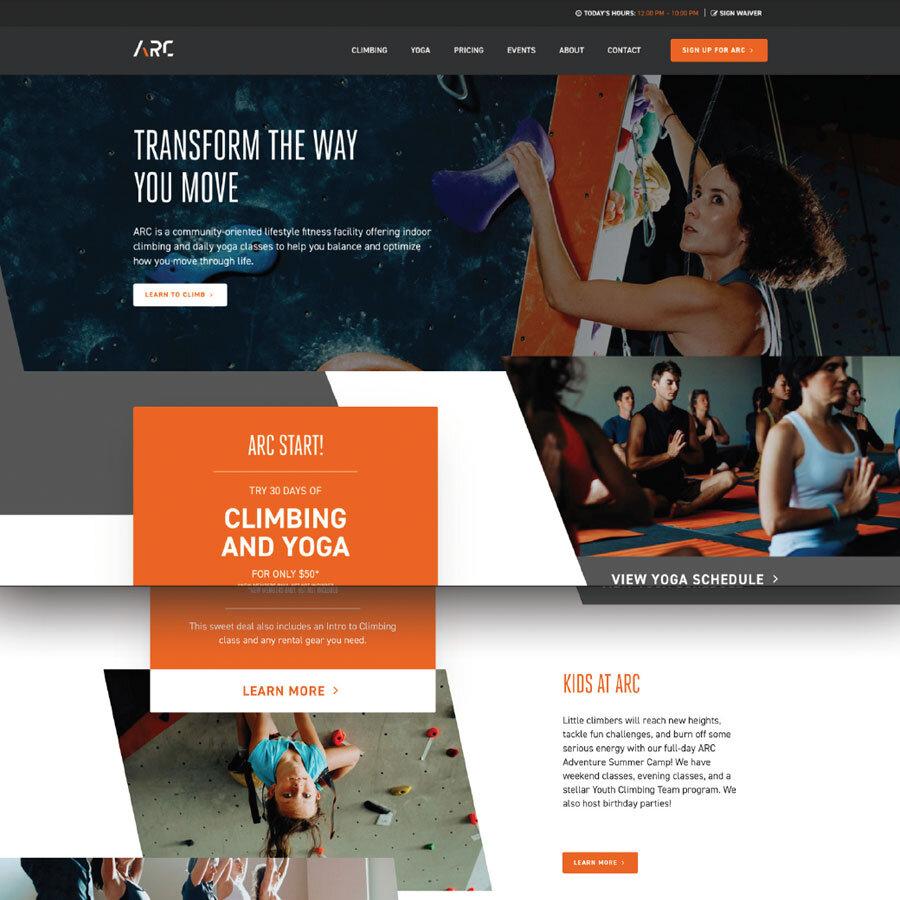 Studio123  - Website & Interactive