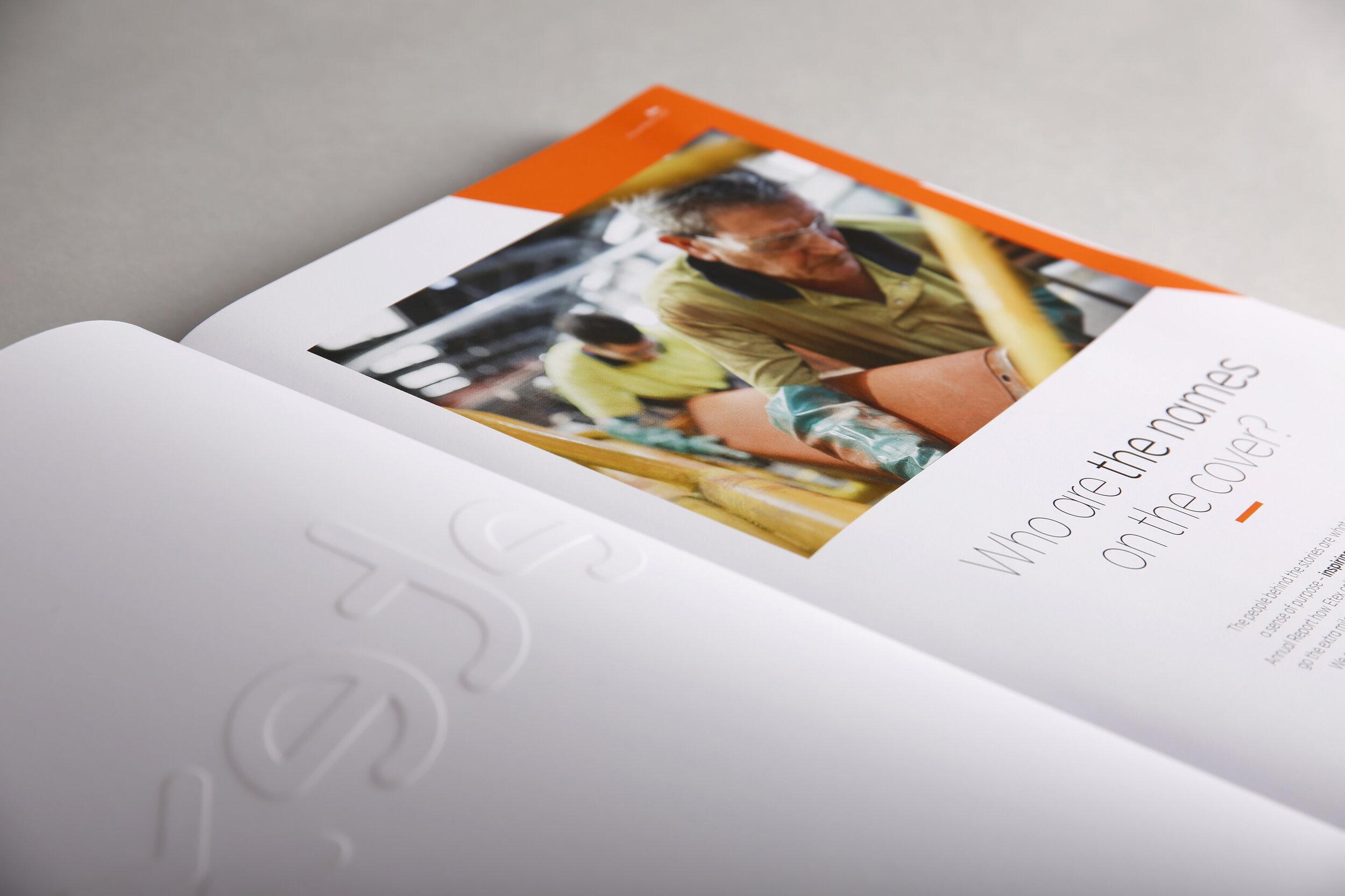 Etex Annual Report 1