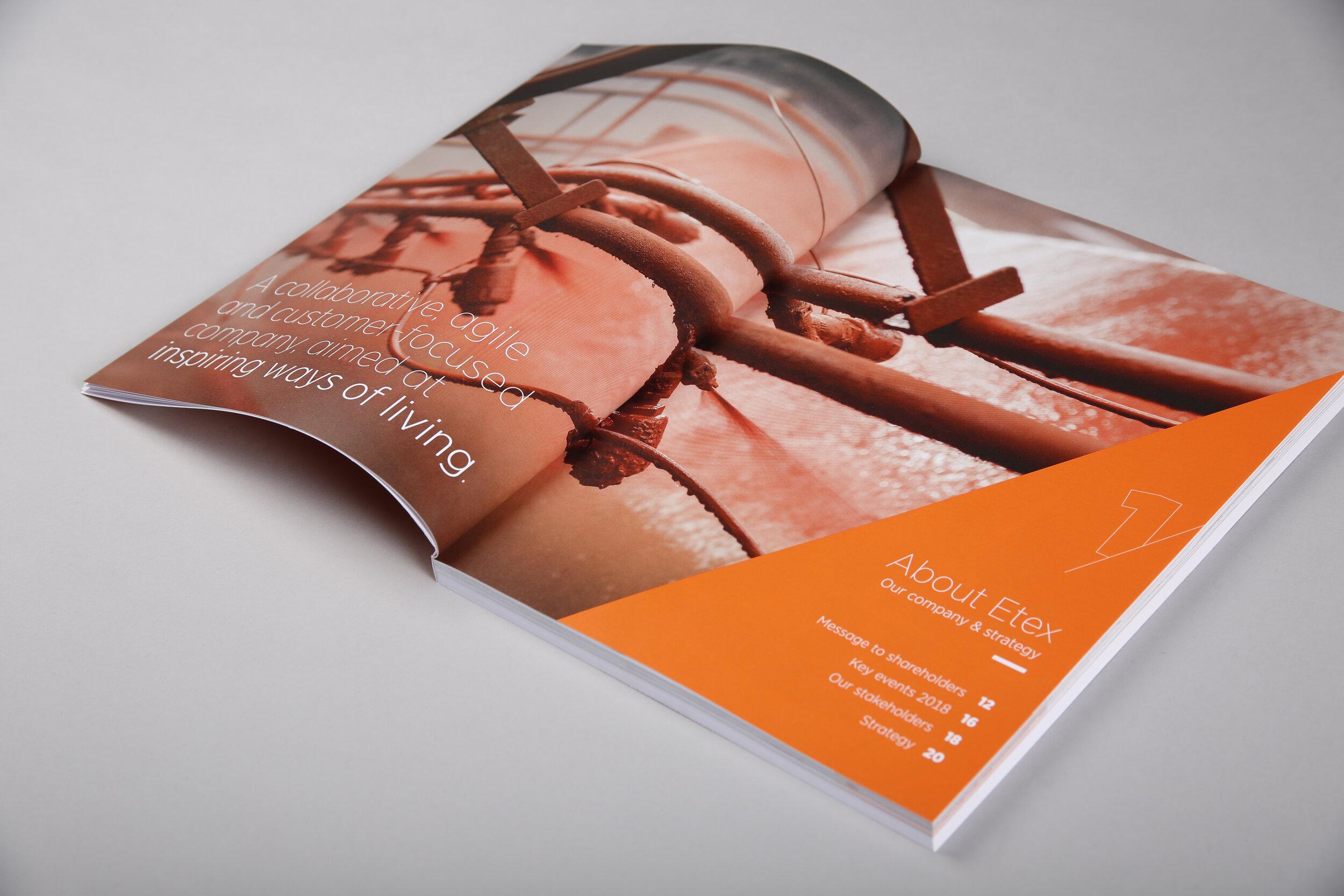 Etex Annual Report 2