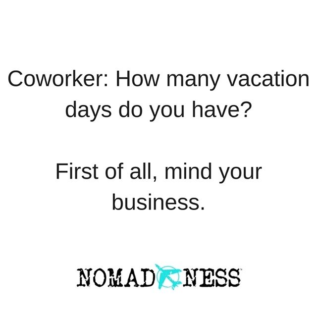 #FirstOfAll #NOMADNESS