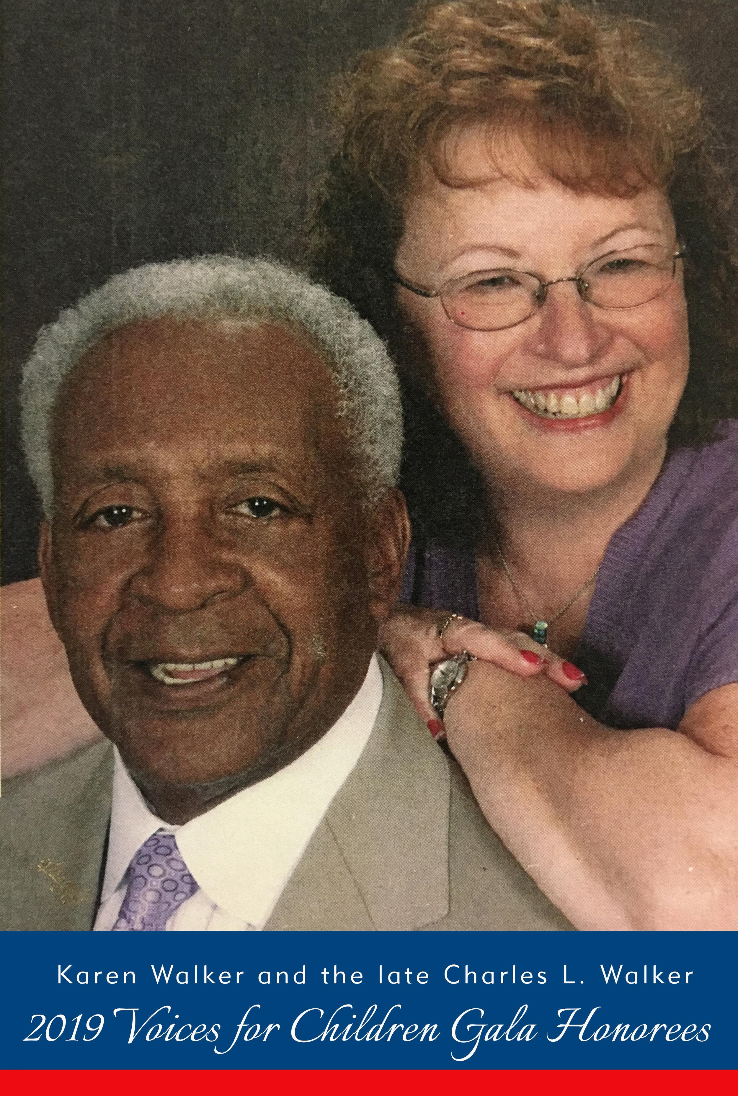 Karen and Charles Walker with Honoree Band.jpg