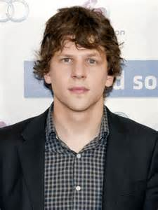 "The star of ""Louder Than Bombs,"" Jesse Eisenberg."