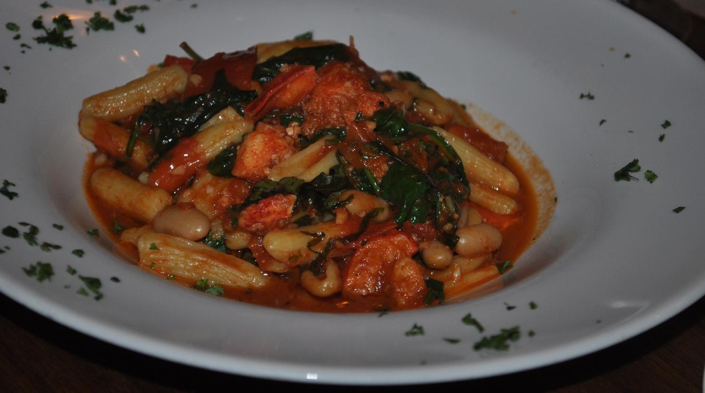 Cavatelli & Lobster is a Ruvo classic.